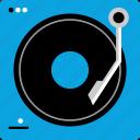 dj, mixer, trance icon