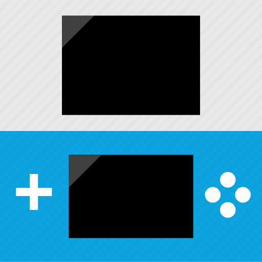games, nintendo, play, video icon