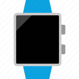 iwatch, tech, time, watch icon