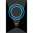 device, speaker, technolovy, wireless icon