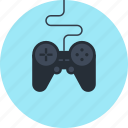 computer, console, controller, cyber, game, joystick, leisure icon