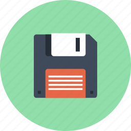 backup, data, disk, diskette, floppy, guardar, save, storage icon