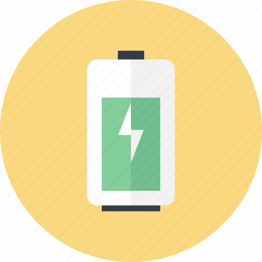 Accumulator, battery, charge, energy, power, recharge, supply icon - Download on Iconfinder