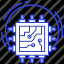 digital card, memory card, memory chip, microchip, microprocessor, storage device icon