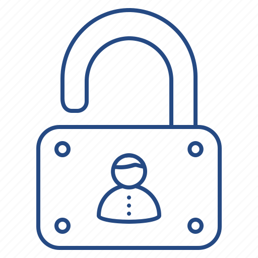 Lock, privacy, security, user icon - Download on Iconfinder
