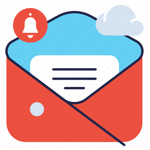 Alert, email, message, notification icon - Download on Iconfinder