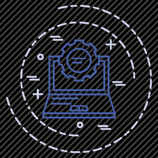 Digital, laptop, technology icon - Download on Iconfinder