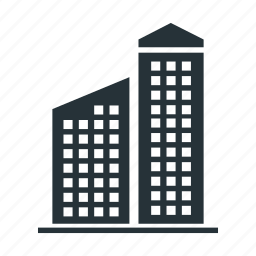 apartment, buildings, city, residence icon