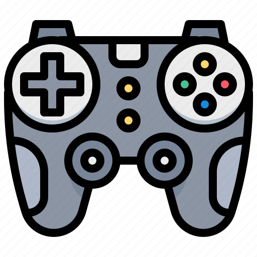 control, game, joystick, technology icon