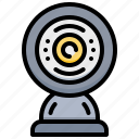 camera, electronic, technology, webcam icon