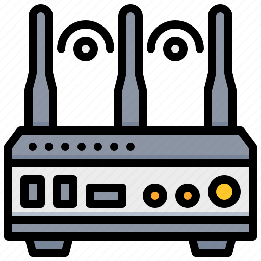 network, router, technology, wifi, wireless icon