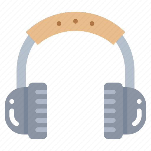 Earphone, headphone, headset, technology icon - Download on Iconfinder