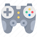 control, game, joystick, technology icon