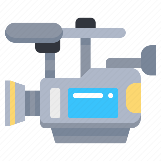 Camera, recording, technology, video icon - Download on Iconfinder