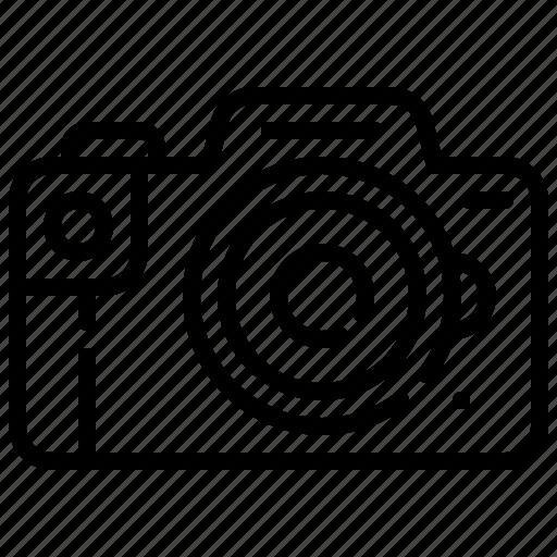 camera, digital, dslr, photography, technology icon