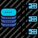 database, base, data, management, server, technology, network