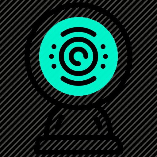 camera, electronic, technology, webcam icon
