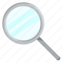 blog, observation, research, search, technology, web icon