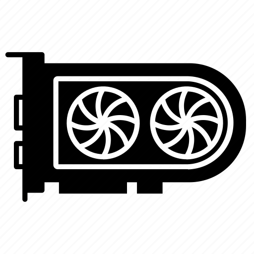 card, device, internet, technology, vga icon