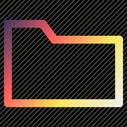 doc, document, file, folder, technology icon