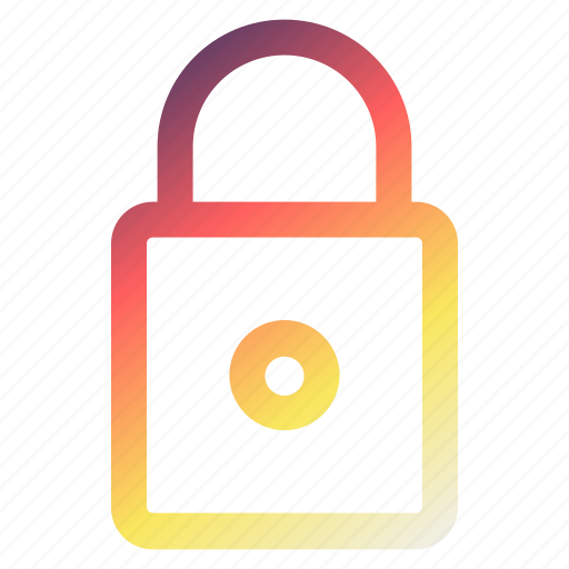 key, lock, locked, protect, protection, secure, technology icon