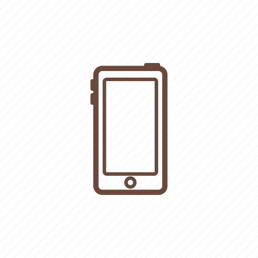 cell phone, electronics, mobile, smartphone, technology icon