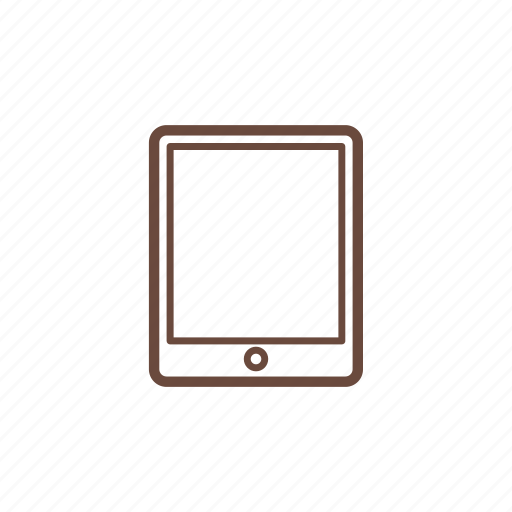 device, electronic, electronics, tablet, technology icon