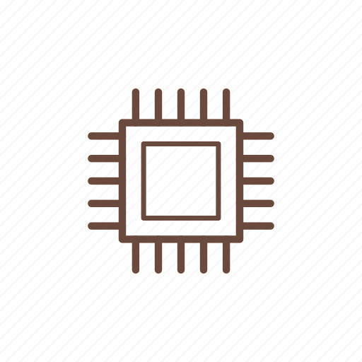 computer, cpu, hardware, pc, technology icon