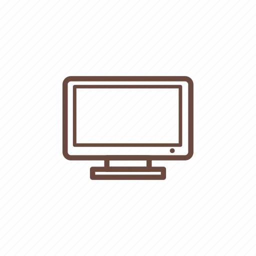 computer, desktop, electronics, monitor, pc, technology icon