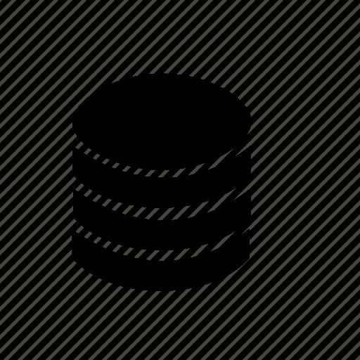 data, database, mysql, storage icon