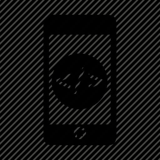 code, development, mobile, telephone icon