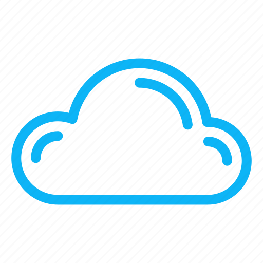cloud, computer, electronic, internet, technology icon