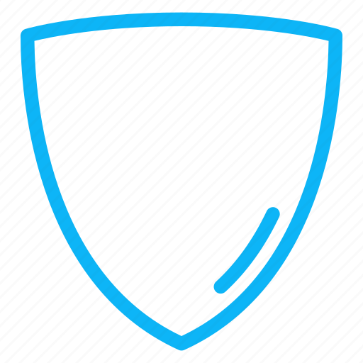 computer, electronic, internet, shield, technology icon