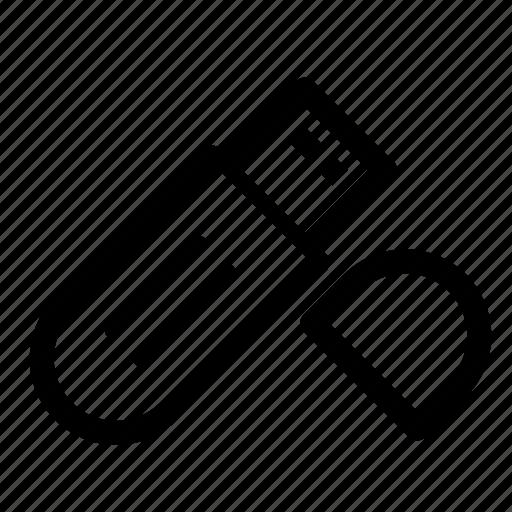 drive, flash, stick, storage, usb icon
