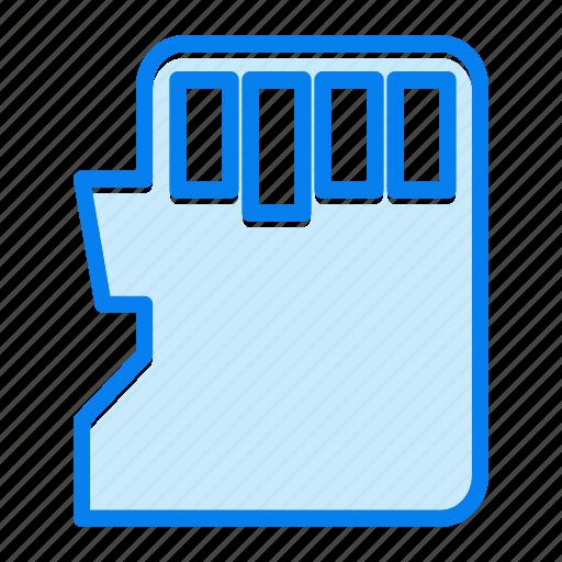 card, data, memory, sd icon