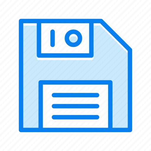 disc, disk, drive, floppy, storage icon