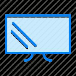 display, monitor, screen, television, tv icon