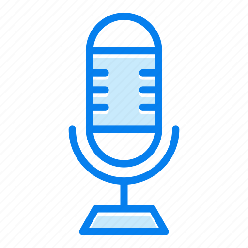 audio, microphone, speak, voice icon