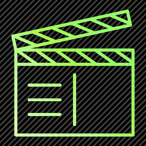 cinema, entertainment, film, movie, tecknology & multimedia icon