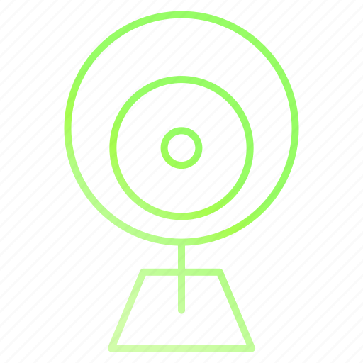 camera, eye, photography, record, tecknology & multimedia icon