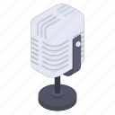 amplifier, input device, mic, microphone, recorder icon