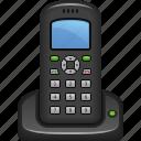 cordless, cordless phone, landline, phone, telephone icon