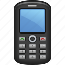 cell phone, mobile phone, phone, telephone icon