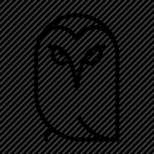 Animal, bird, owl, pet icon - Download on Iconfinder