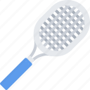equipment, match, player, racket, sport, tennis icon