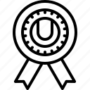 badge, ball, match, pin, player, sport, tennis icon
