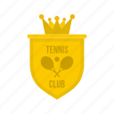 arms, ball, club, coat, play, sport, tennis