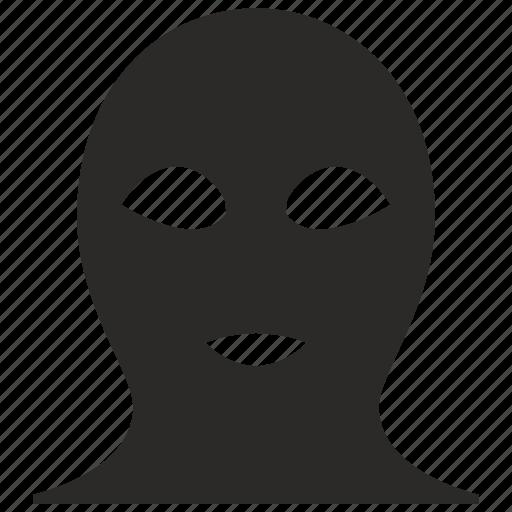 enemy, face, killer, mask, terrorist, war icon