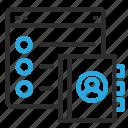 address, book, clone, copy icon