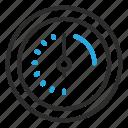check, optimize icon
